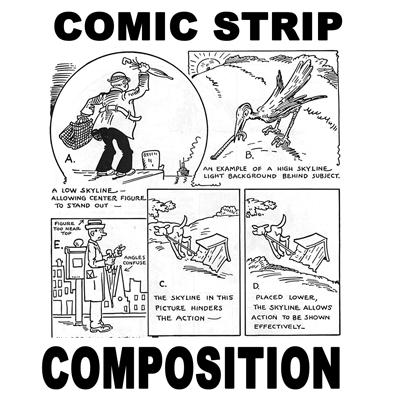 Coño perfecto. Comic strip lessons shame that