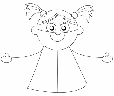 How to Draw Baby Dolls with Easy Step by Step Drawing