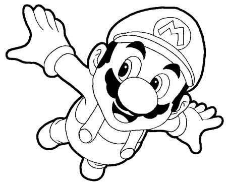 Mario Coloring Sheets: Kart Coloring Pagesfree Coloring