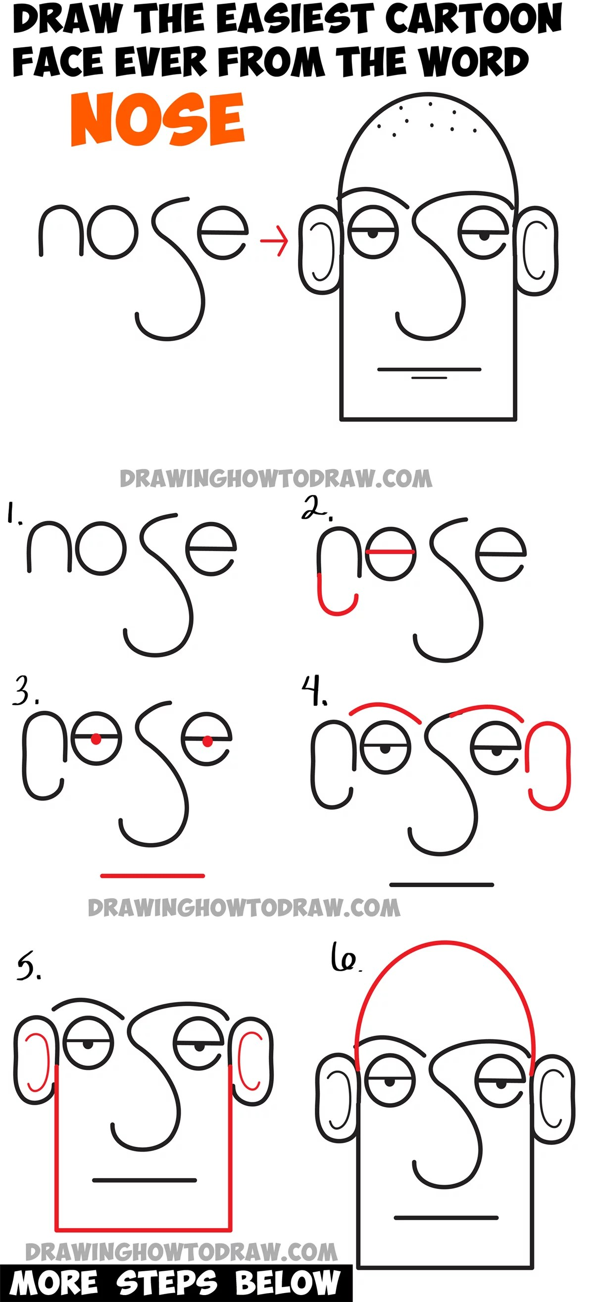 how to make a diagram in word coleman mobile home gas furnace wiring draw cartoon face easiest way ever from the