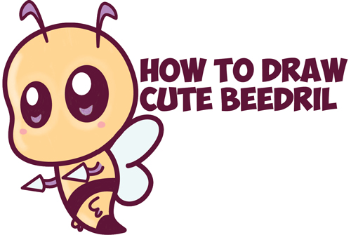 how to draw chibi step by step for beginners