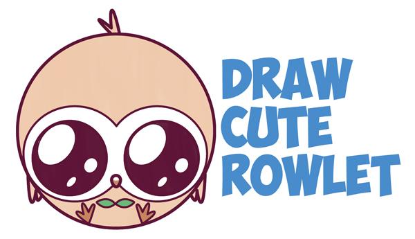 Easy Cartoon Cute Drawing Ideas For Kids Creative Ideas