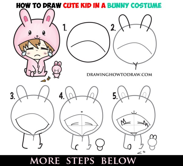 20 Simple Bunny Drawing Pictures And Ideas On Meta Networks