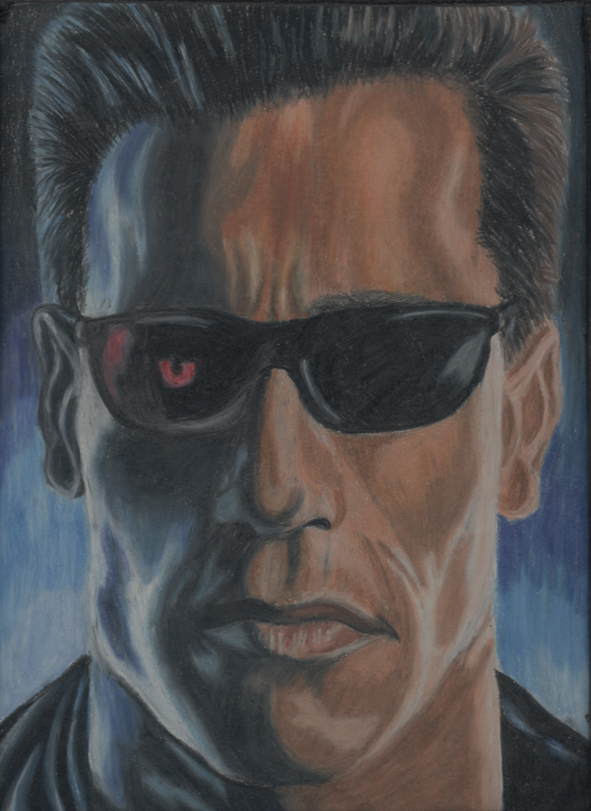 Terminator  picture by zlgriff  DrawingNow