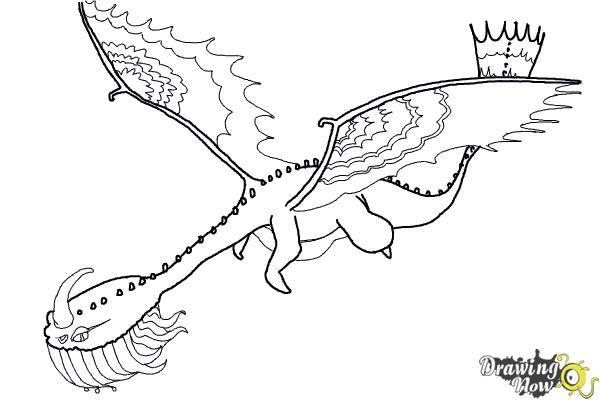 how to train your dragon 2 cloudjumper coloring pages how to