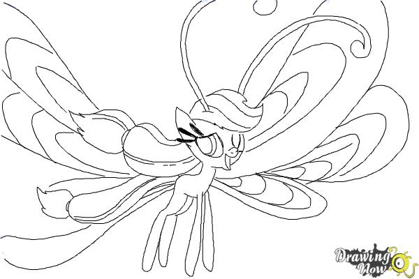 How To Draw Breezies From My Little Pony Friendship Is