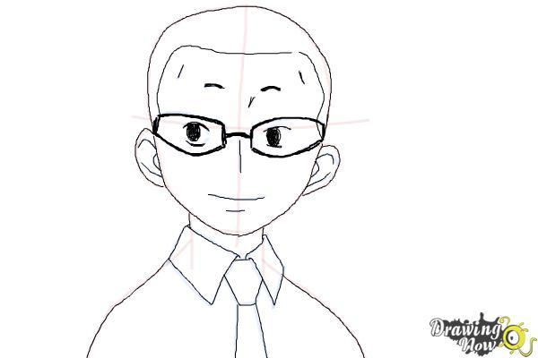 How to Draw Konekomaru Miwa from Ao No Exorcist, Blue