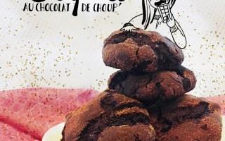 Craquelés au chocolat de Choup' - Recette by Bienvenue à Choupiland - Drawingsandthings