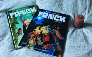 Mes dernières lectures BD - FRNCK - Brice Cossu et Olivier Bocquet by Drawingsandthings
