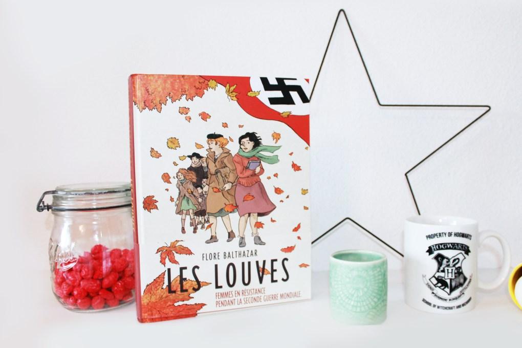 Lectures BD - Les louves - Flore Balthazar - Drawingsandthings