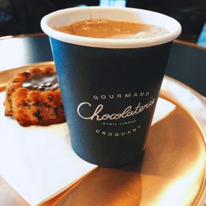 Mes bonnes adresses parisiennes - La Chocolaterie - Cyril Lignac