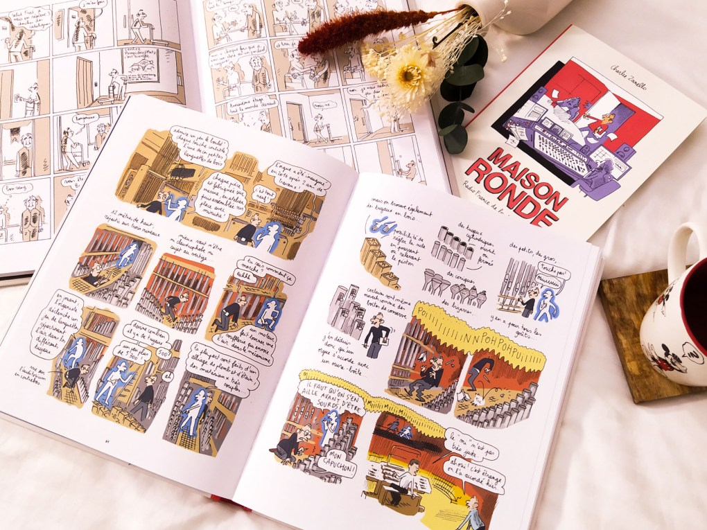 Maison-Ronde-Charlie-Zanello-Dargaud-Drawingsandthings-Illustration
