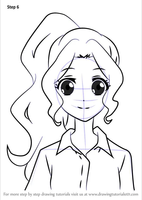 Learn How to Draw Hotaru Yukino from Aikatsu Stars