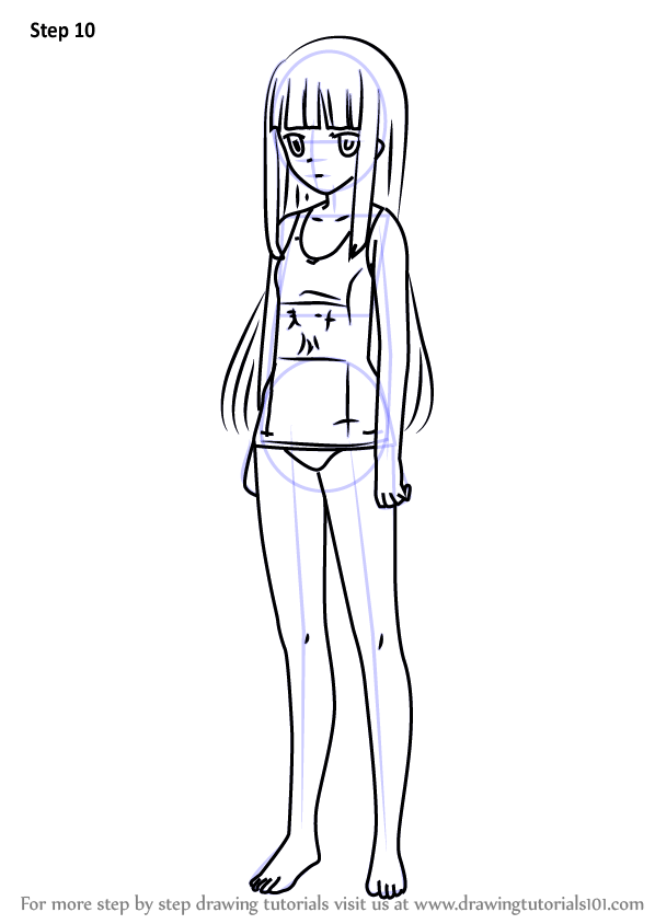 Learn How to Draw Urara Amatsuka from Baby Princess (Baby