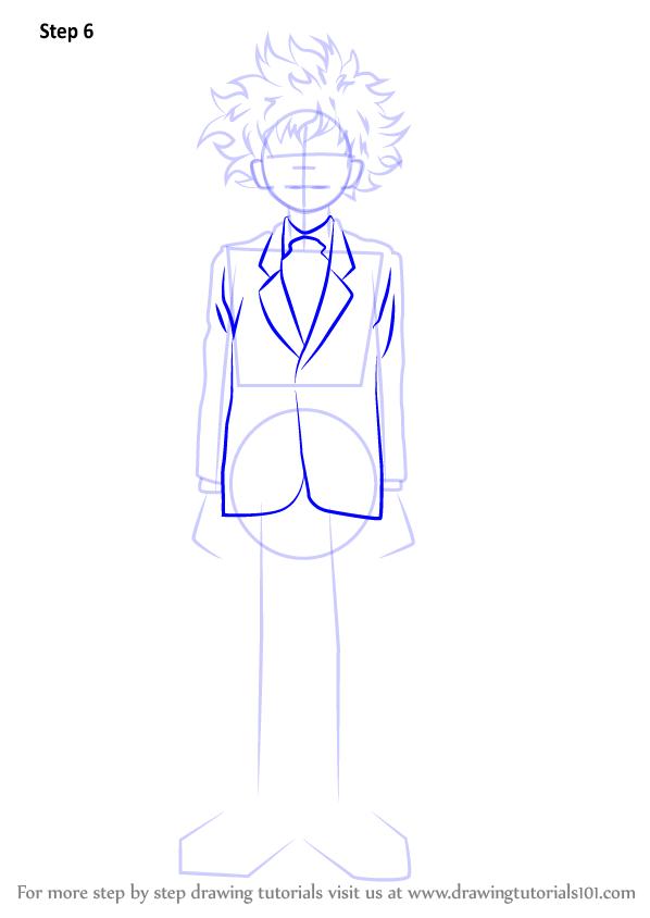 pics How To Draw My Hero Academia Characters Deku learn how to draw izuku midoriya from