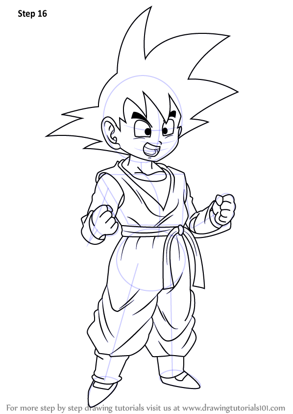 Dragon Ball Kid Goku 28