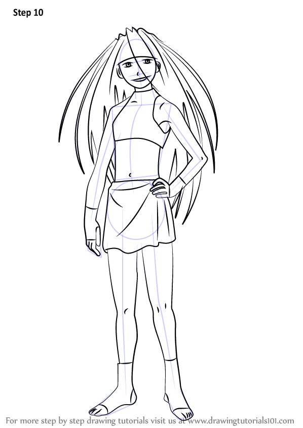 Learn How To Draw Envy From Fullmetal Alchemist Fullmetal