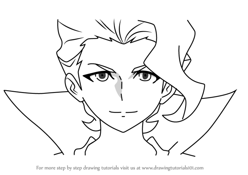Learn How To Draw Atsuko Kagari From Little Witch Academia