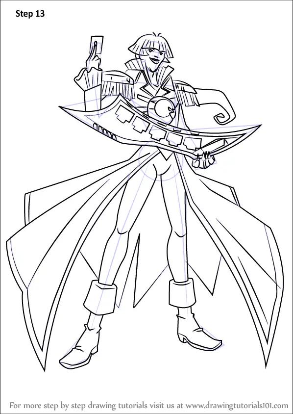 Yu Gi Oh 8