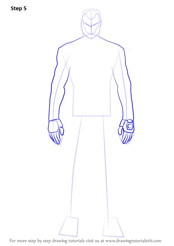 Full Body Drawing Tutorial