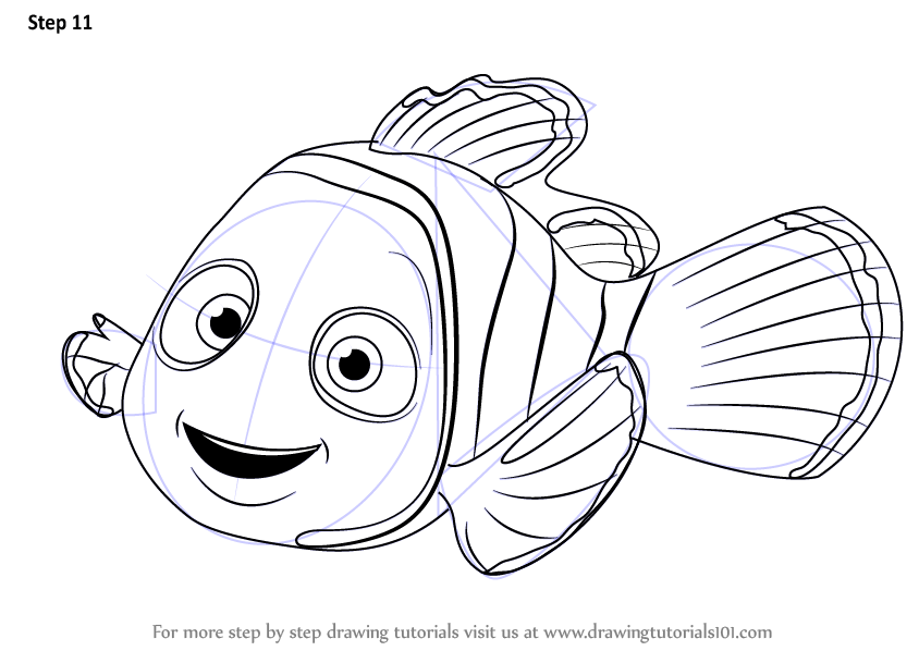 Related Keywords & Suggestions for nemo drawing