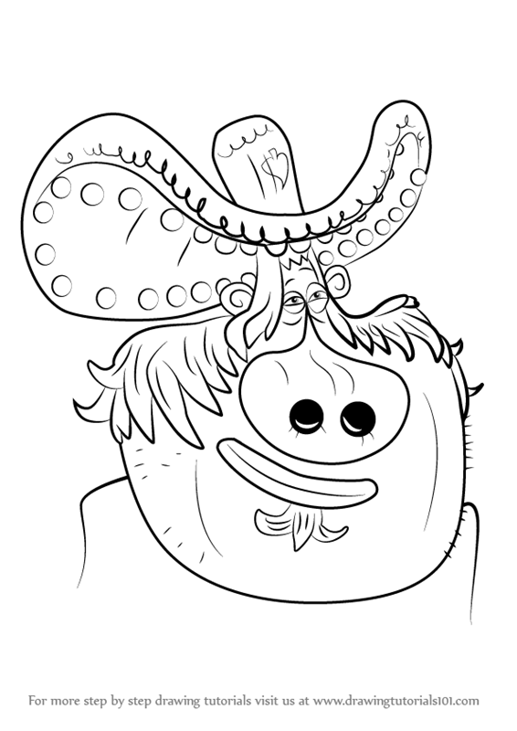 Learn How to Draw Pablo Rodriguez from The Book of Life