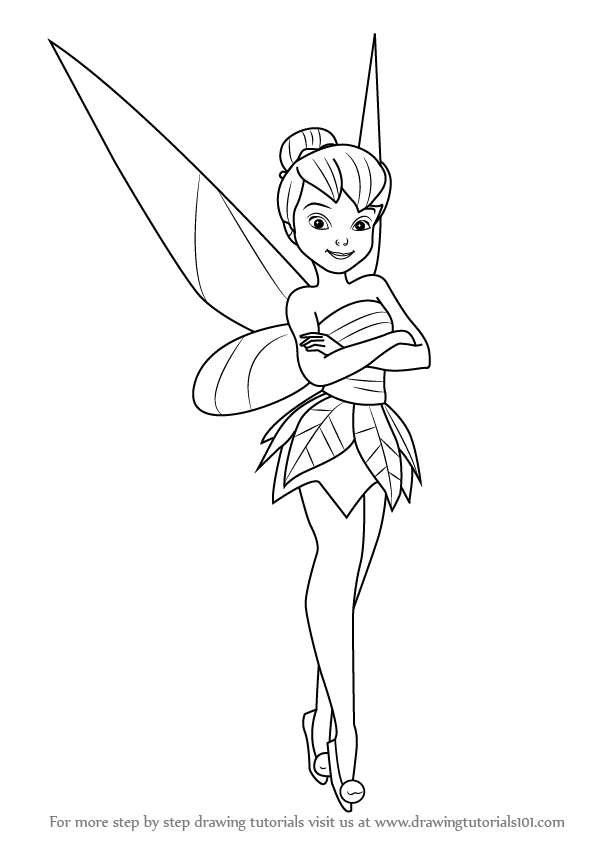 Photos Sketches Of Fairies And Pixies
