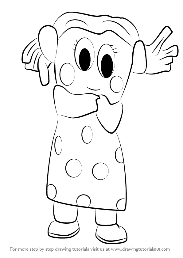 Learn How to Draw Pippa from Cushion Kids (Cushion Kids