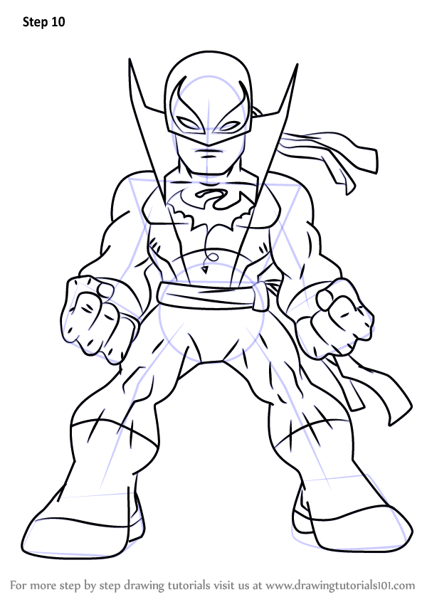 Super Hero Hand Washing Coloring Coloring Pages