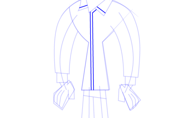 Step By Step How To Draw Tyler From Total Drama Island