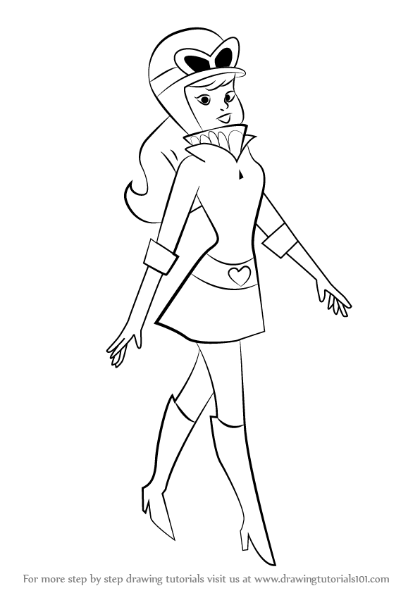 Penelope Pitstop Coloring Pages Coloring Pages