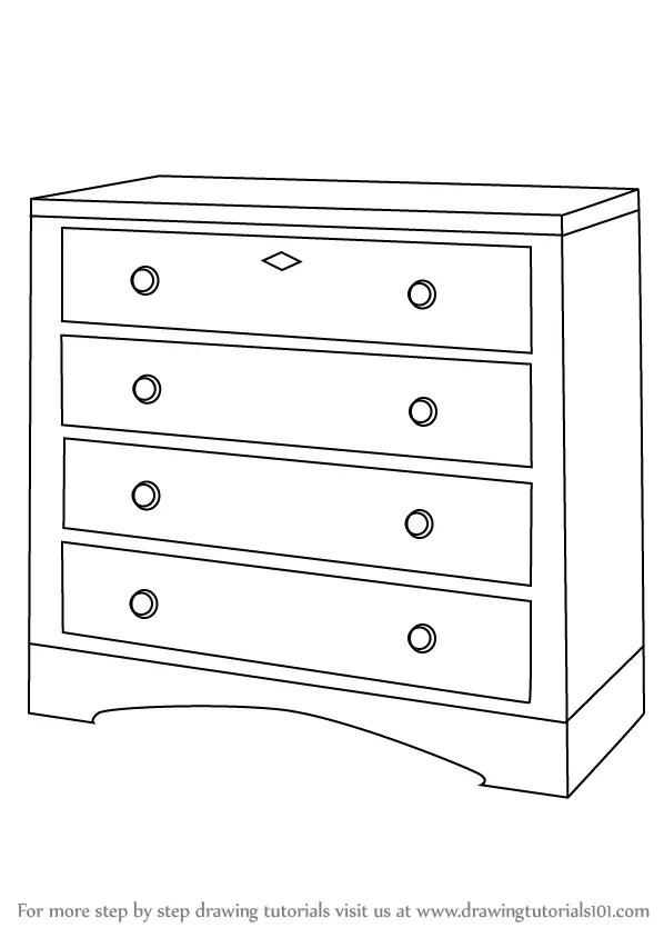 Dresser Drawing ~ BestDressers 2019