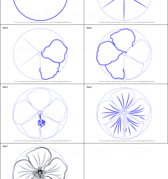 how to draw a shoe flower printable step by step drawing sheet drawingtutorials101 com [ 751 x 1111 Pixel ]