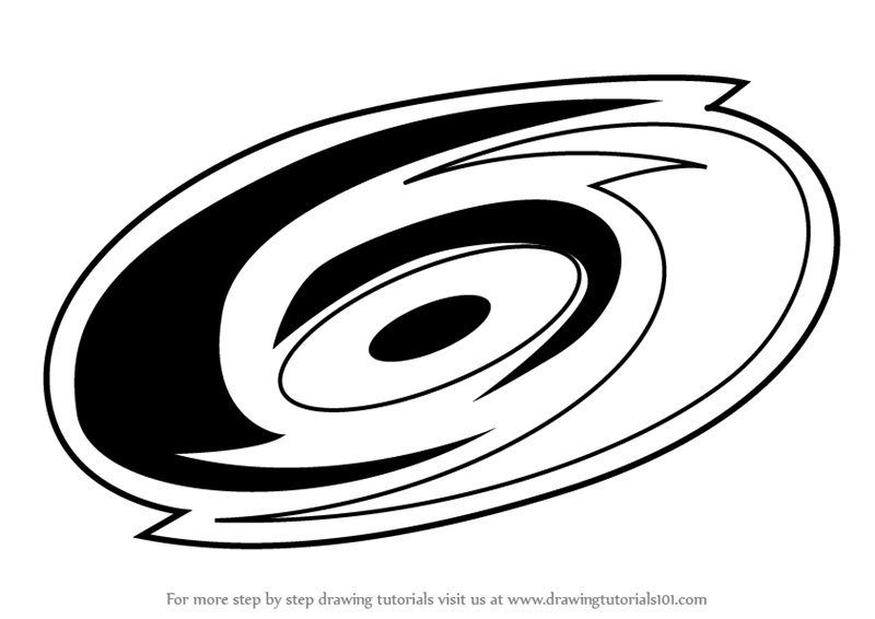 Learn How To Draw Arizona Coyotes Logo Nhl Step By Step