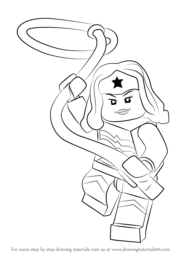 Click The Lego Spiderman Coloring Pages To View Printable