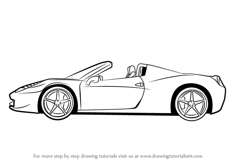 Learn How To Draw Cars Online — Better Life