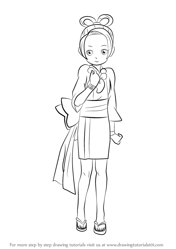 #kidsdrawing #easydrawings #drawinginspiration #howtodraw #fundrawing #freeprintables. Step by Step How to Draw Pearl Fey from Ace Attorney
