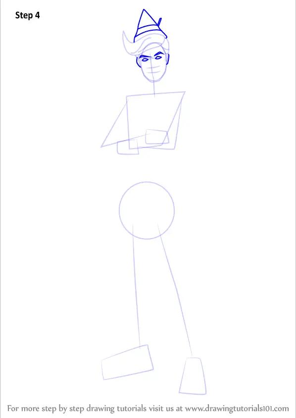 Learn How To Draw Codename ELF From Fortnite Fortnite
