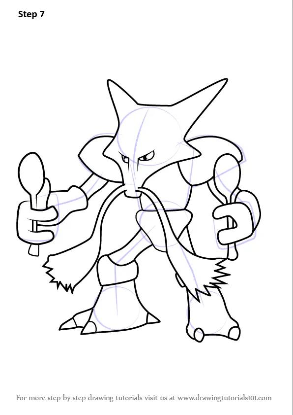 Learn How To Draw Ninetales From Pokemon Go Pokemon Go