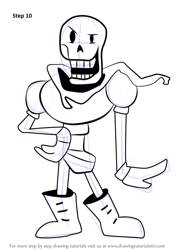 Undyne Undertale Coloring Pages Coloring Pages