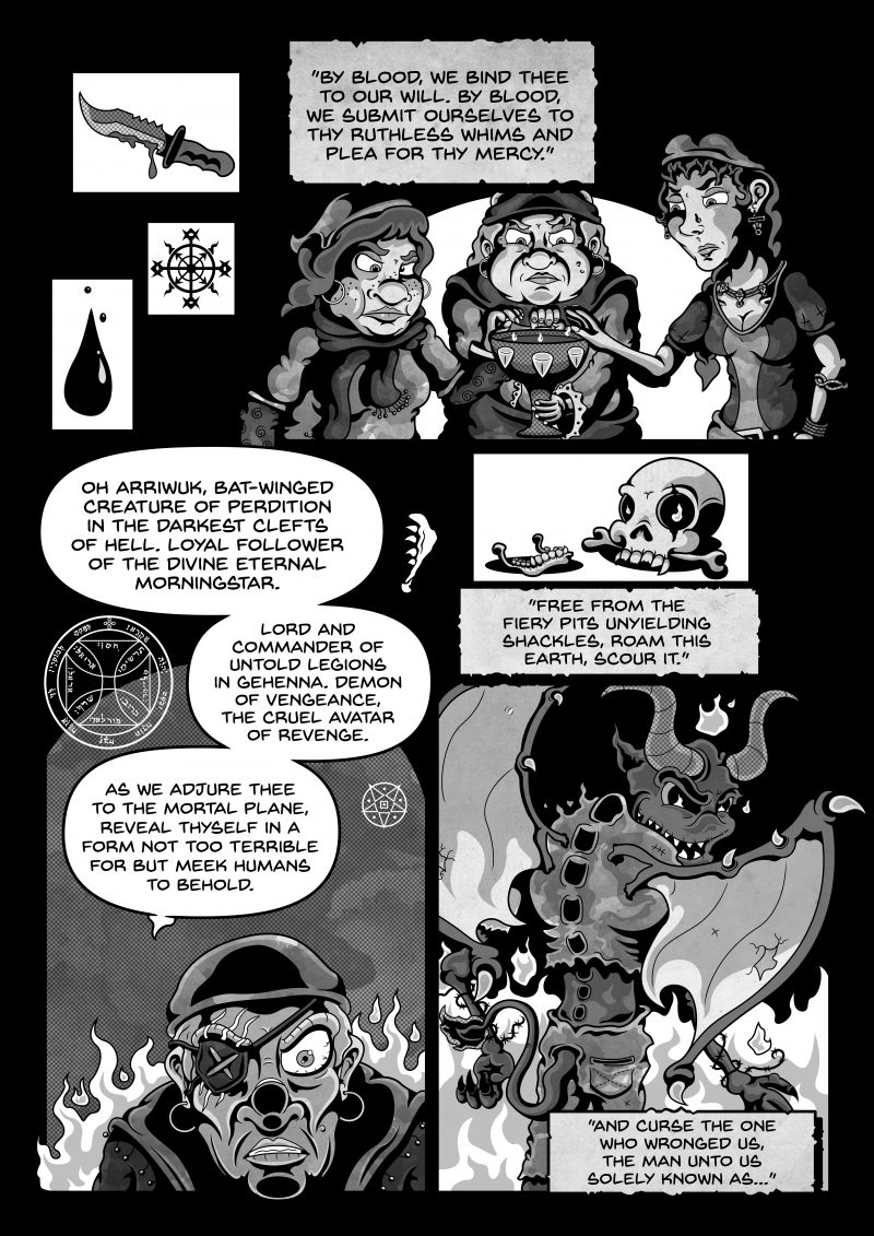The Lonesome Ghost Page 02