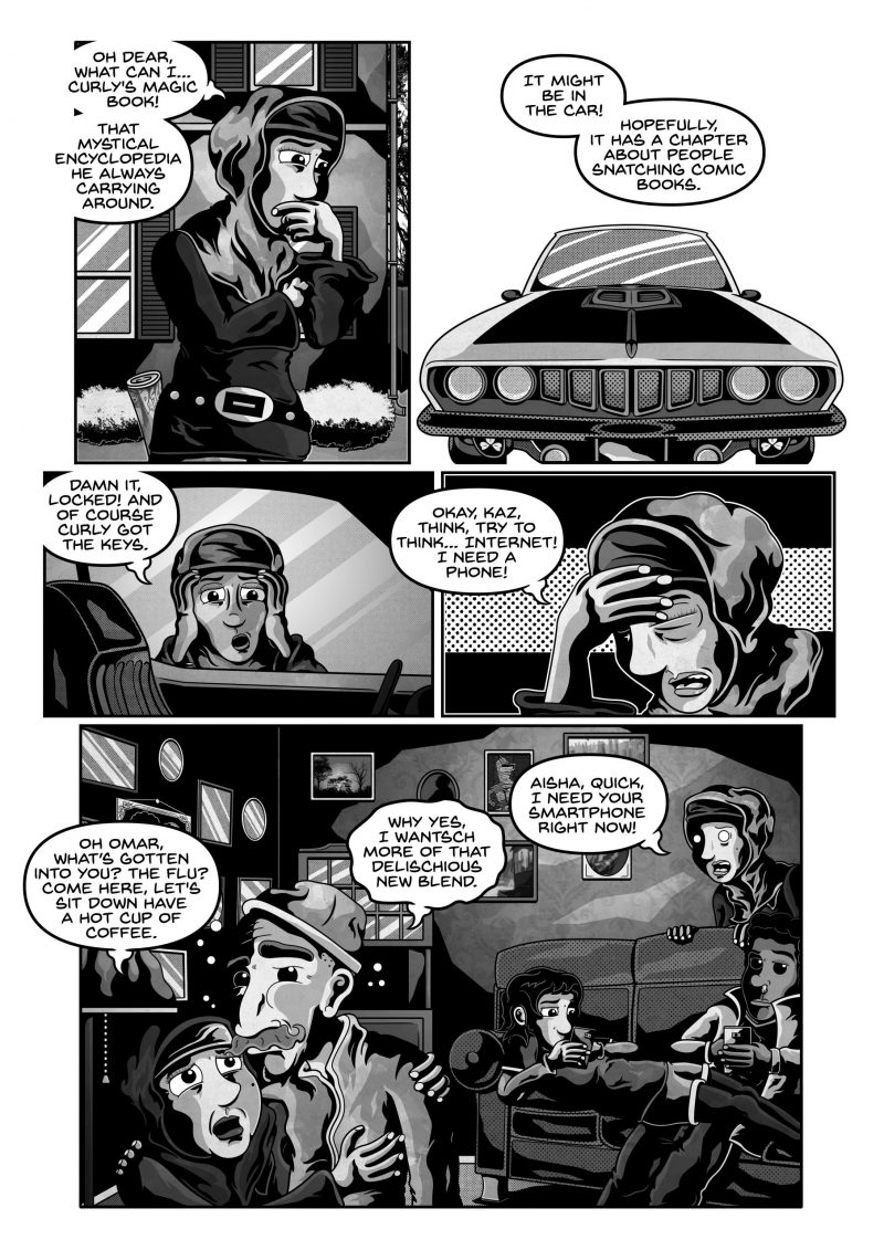 Pascal the Rascal Page 17