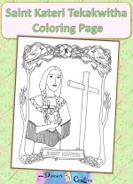 Saint Kateri Coloring Page.jpeg