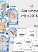 Sorrowful Mysteries Picture
