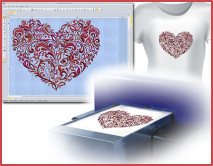 Digital garment printing 2