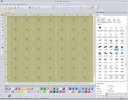 Quilt designing 3