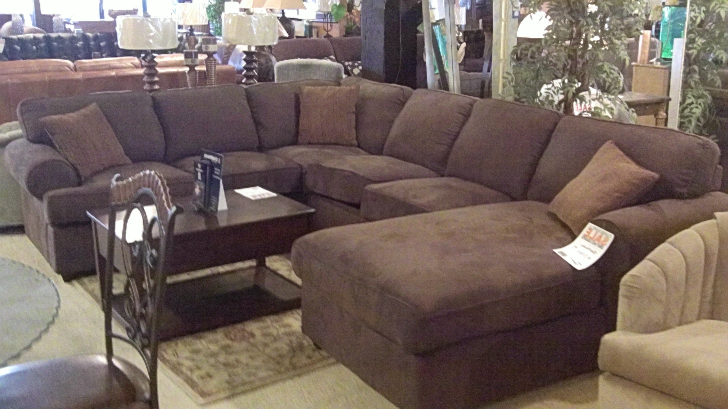 gallery of sectional sofas at broyhill