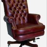 Showing Photos Of Genuine Leather Executive Office Chairs View 3 Of 20 Photos