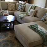 Image Gallery Of Wide Seat Sectional Sofas View 2 Of 20 Photos