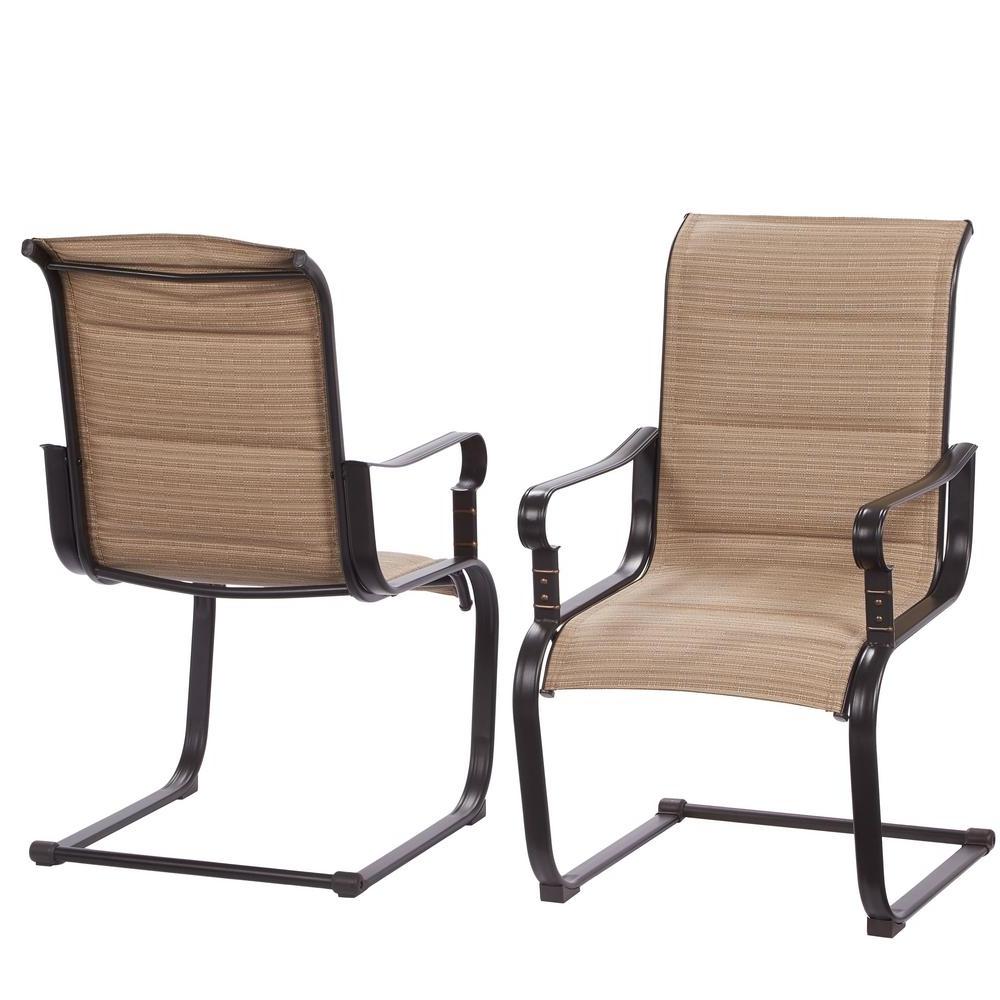 hampton bay rocking patio chairs